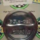 Pro-tek GC-7 Chrome Gas Cap Top Fits All Pro-tek Keyless Gas Cap Bases NEW