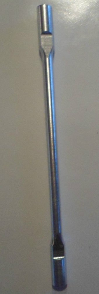 "Pro-tek 8"" Aluminum Shifter Linkage Shift Rod 8"" Female End Shifter Linkage Rod RS8A"