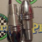 1987-1995 Yamaha FZR1000 Chrome Bar Ends FZR-1000 Pro-tek BE-%%BC Bar Ends