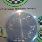 1995-2007 Yamaha YZF600R Silver Rear Brake Fluid Reservoir Cap YZF-600R Pro-tek RC-175S
