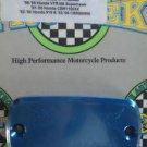 2002-2007 Honda CB900F 919 Blue Front Brake Fluid Reservoir Cap CB-900F 919 Pro-tek RC-700B