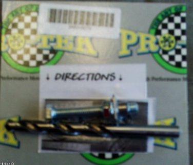 Pro-tek Chain Adjuster Bolt Repair Replacement Kit One Bolt SAB-10