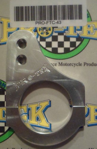 Pro-tek 43mm Motorcycle Fork Tube Clamp PRO-FTC-43mm Fork Tube Clamp
