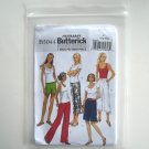 Butterick Pattern B5044 Size L - XL Fashion Express Fast Easy Misses Shorts Pants