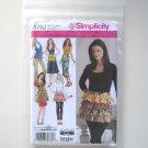 Simplicity Pattern 3752 Size S - L Theresa LaQuey Vintage Misses Aprons
