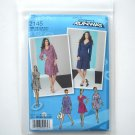 Simplicity Pattern 2145 Size 4 - 12 Project Runway Misses Womens Dresses