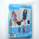 Simplicity Pattern 2145 Size 12 - 20 Project Runway Misses Womens Dresses