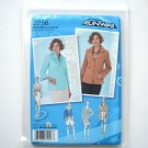 Simplicity Pattern 2256 Size 14 - 22 Project Runway Misses Womens Jackets