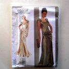 Evening Dress Bellville Sassoon Size 14 - 20 Out Of Print Vogue Designer Pattern V1015