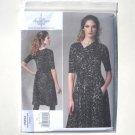Misses Dress 8 10 12 14 Tracy Reese Vogue Designer Pattern V1252