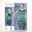 Vogue Designer Pattern V1271 Size 6 - 14 Kay Unger Misses Evening Dress