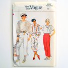Vogue Very Easy Pattern 9227 Size 12 Misses Petite Pants