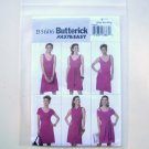 Butterick Pattern B5606 Fast Easy Size XS - M Misses Pullover Dress