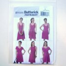 Butterick Pattern B5606 Fast Easy Size L - XXL Misses Pullover Dress