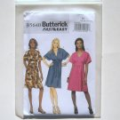 Misses Dress Butterick Pattern B5640 Fast Easy Size 8 - 14
