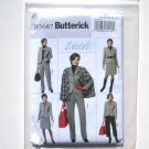 Butterick Pattern B5687 Size 8 - 16 Misses Cape Jacket Skirt Pants
