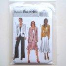 Butterick Pattern B4464 Size 16 - 22 Misses Petite Jacket Top Skirt Pants