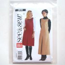 Misses Petite Jumper 20 22 24 See and Sew Easy Pattern 3936