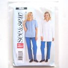 Misses Top and Pants Size 8 - 12 See and Sew Easy Pattern 3946