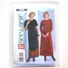 Misses Petite Dress Size 14 - 18 See and Sew Easy Pattern 3996