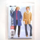 See and Sew Easy Pattern 3997 Size 8 - 12 Misses Petite Jacket