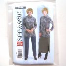 See and Sew Easy Pattern 3999 Size 8 - 12 Misses Tunic Skirt Pants