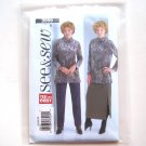 See and Sew Easy Pattern 3999 Size 14 - 18 Misses Tunic Skirt Pants
