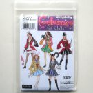 Misses Costumes Wrights Designs HH 6 - 12 Simplicity Sewing Pattern 3685