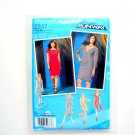 Misses Dress Front Sleeve Variations 4 - 12 Project Runway Simplicity Sewing Pattern 2337