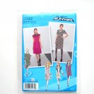 Misses Dress Sleeve Variations 4 - 12 Project Runway Simplicity Sewing Pattern 2282