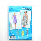 Misses Dresses 12 - 20 Project Runway Simplicity Sewing Pattern 2248