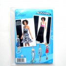 Misses Designer Dresses 12 - 20 Project Runway Simplicity Sewing Pattern 2212
