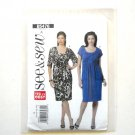 Misses Pullover Dress 8 10 12 14 See Sew Butterick Pattern B5476
