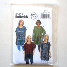 Misses' Tunic and Belt Size XS - M Butterick Pattern B5855