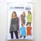 Pullover Top Size L - XL Butterick Sewing Pattern B5816