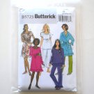 Robe Belt Top Gown Pants Size L - XXL Butterick Pattern B5723