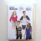Misses' Pullover Top Size L - XXL Butterick Pattern B5856