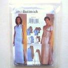Evening Top Skirt Misses Size 20 - 24 Butterick Pattern 3843