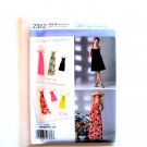Misses Halter Dress Size 6 - 14 Simplicity Sewing Pattern 2362