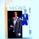 Misses Lined Jacket Size 14 - 20 McCalls Sewing Pattern M5938