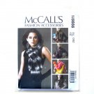 Misses Neck Wraps McCalls Sewing Pattern M6666