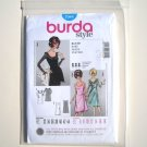 Misses 1960s Dress Burda Style Sewing Pattern 7044