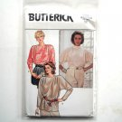 Blouse Misses Size 12 Vintage Butterick Sewing Pattern 6868