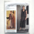Wrap Skirt Misses Loes Hinse Design Sewing Pattern 5004