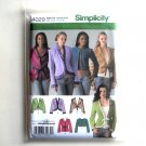 Misses Jackets Five Styles Simplicity Sewing Pattern 4029
