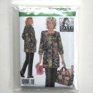 Misses Hobby Coat Pants Bag XS S M Simplicity Sewing Pattern 4746