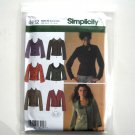 Misses Jacket 8 10 12 14 16 Simplicity Sewing Pattern 4412