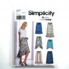 Skirts Made Easy 4 6 8 10 Simplicity Sewing Pattern 5597