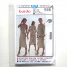 Dress Jacket Misses 6 8 10 12 14 16 Burda Sewing Pattern 8511