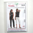 Misses Hip Hugging Pants 12 14 16 18 20 22 24 26 Burda Sewing Pattern 8341